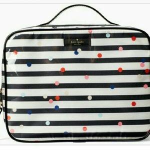 Kate Spade Martie Brook Place Confetti Dot Bag NWT